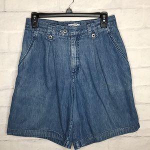 Vintage Calvin Klein Jean Denim Shorts 12